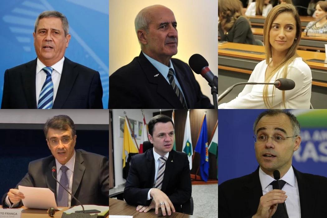 Dia quente e muito agitado em Brasília o tabuleiro político está paradama